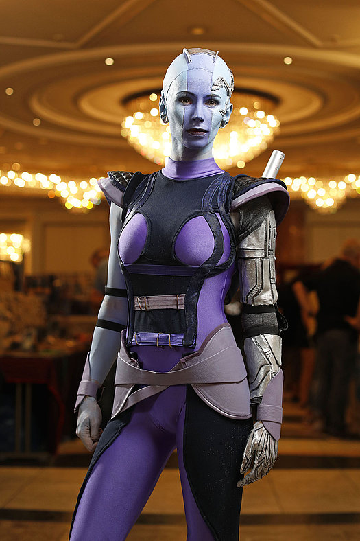 "Nebula von ""Guardians of the Galaxy""<br>"