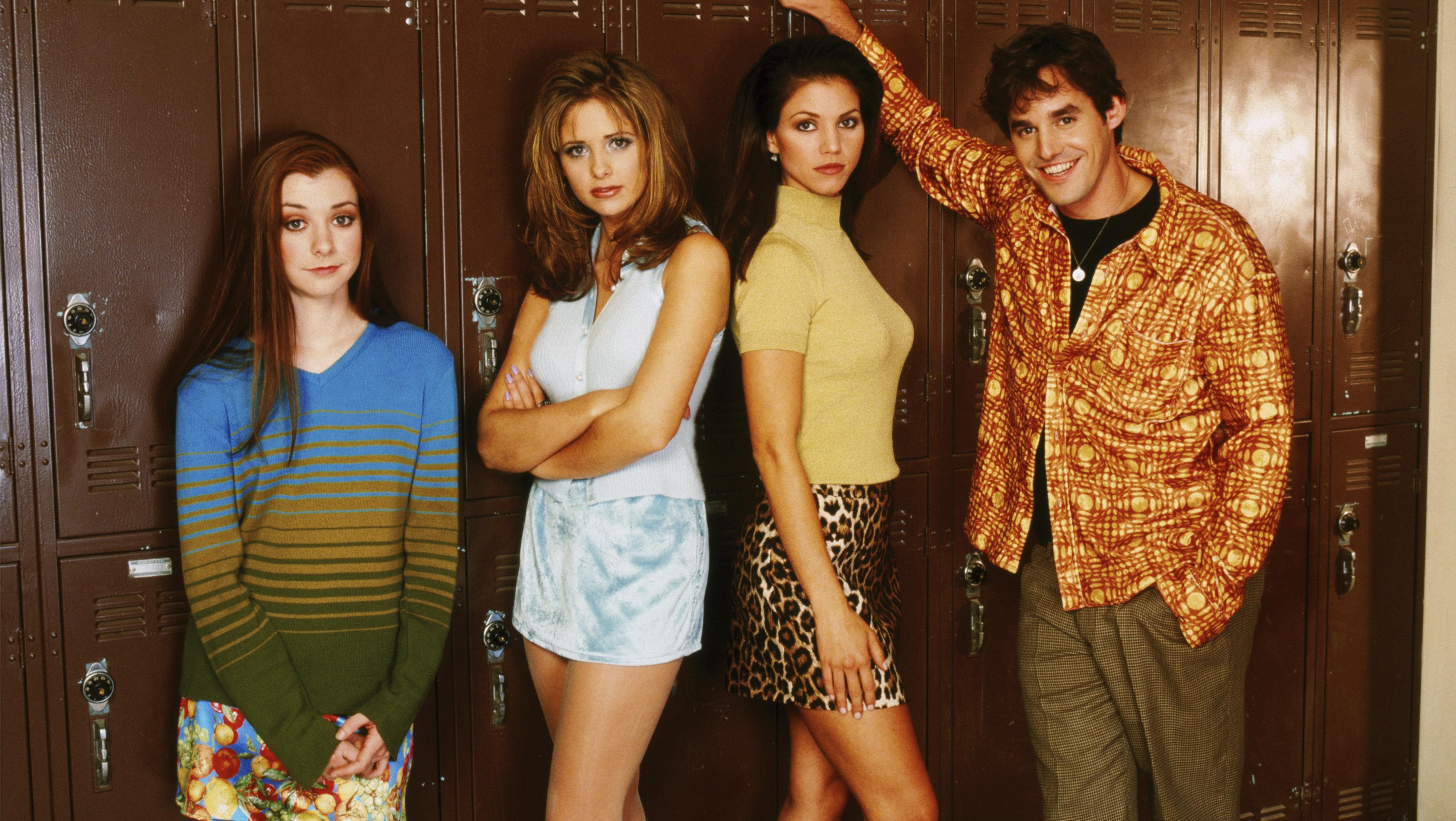 Buffy - Im Bann der Dämonen  SYFY Deutschland