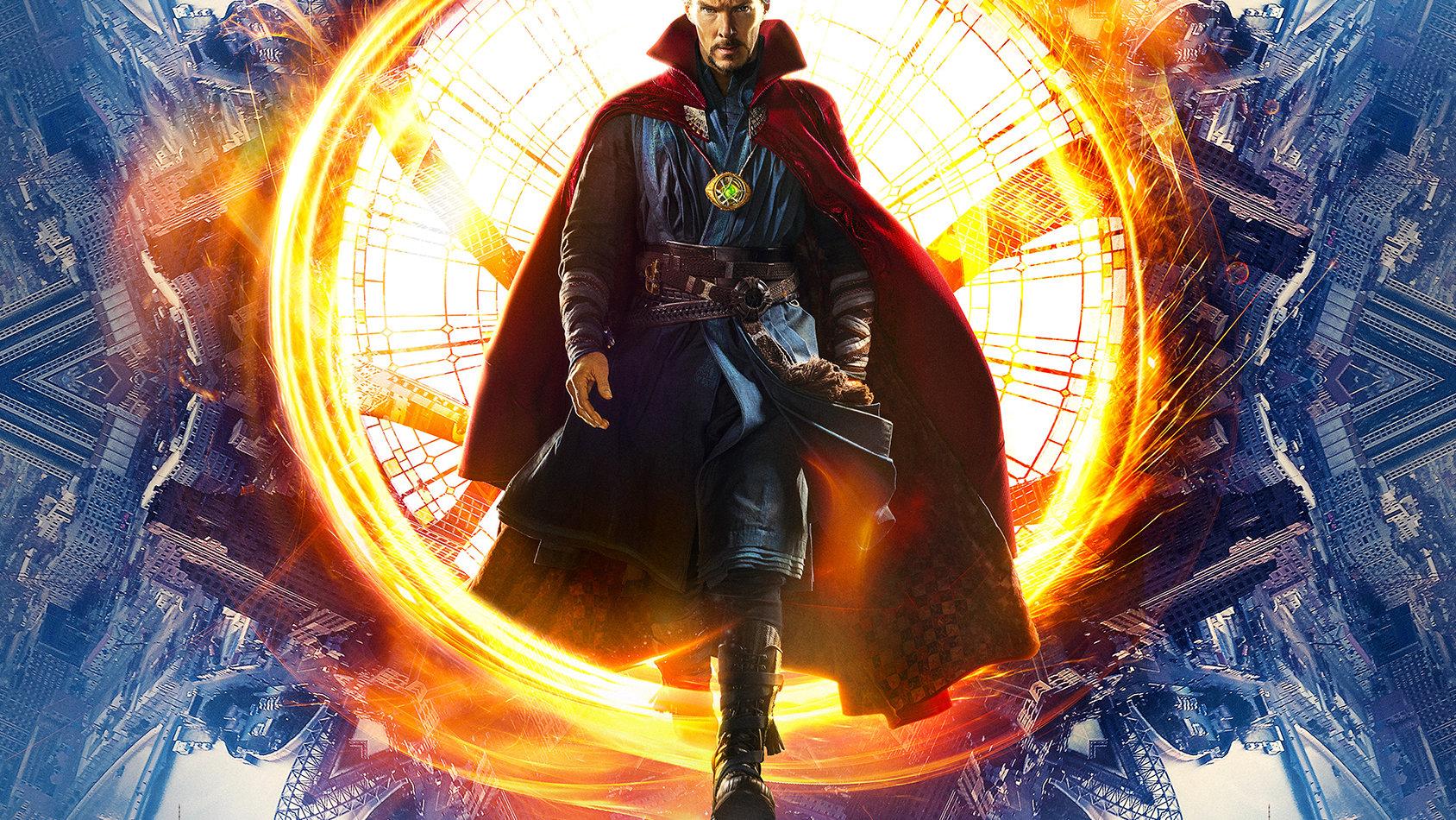 Einspielergebnis US Start von Doctor Strange übertrifft ...