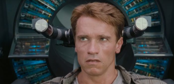 Total Recall Ende